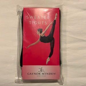 NWT Gaynor Minden Sweater Tights